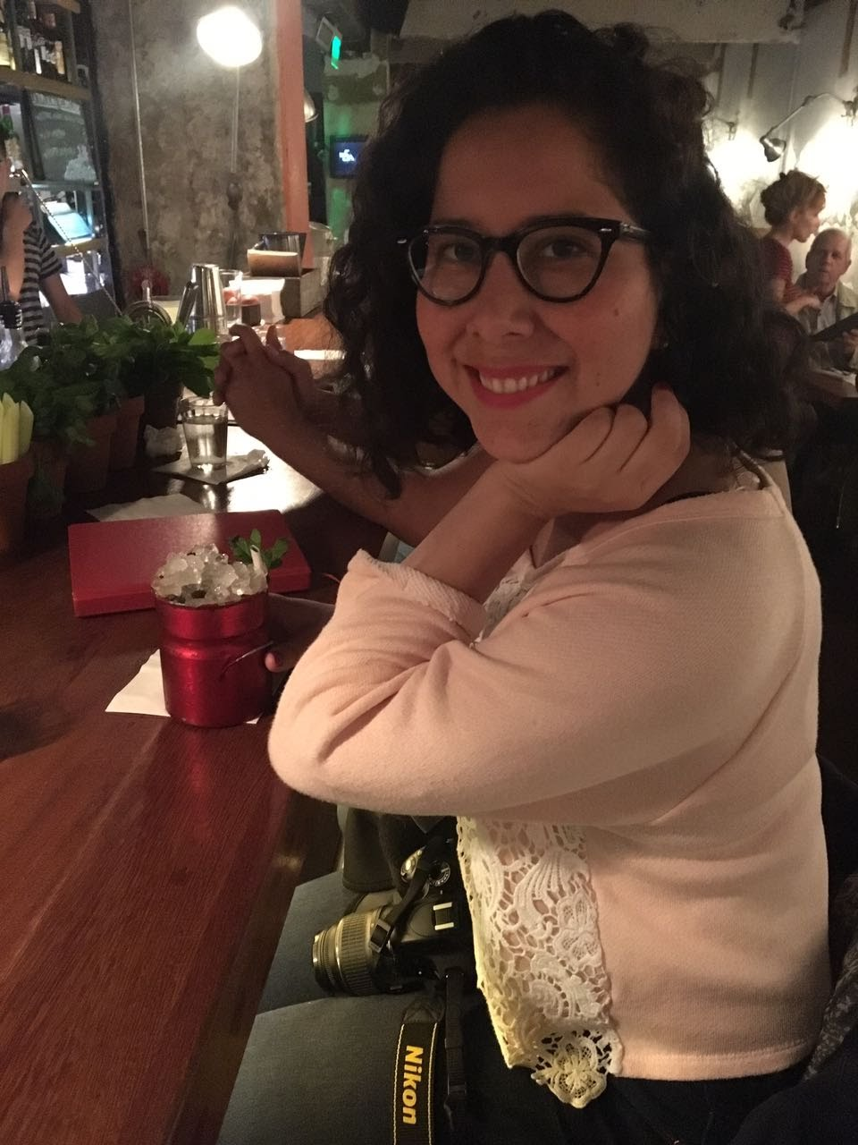 Sofía Bermúdez – Ecuatoriana