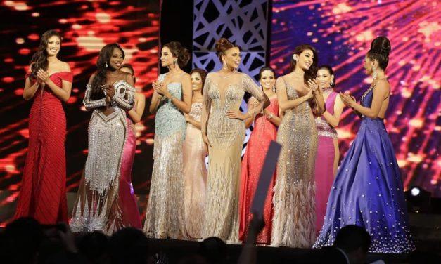 Virginia Limongi Silva, la nueva Miss Ecuador 2018