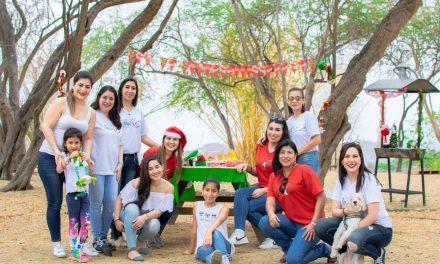 Navidad sin lujos, con la gente que amas