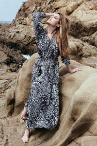 Vestido Animal print de Veranera