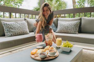 Pan de yuca en Florida, el emprendimiento de una guayaquileña