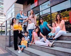 Mamás Millennials. Sin Tacones
